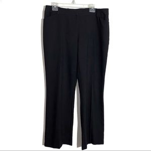 Tribal Women's Black Pants Size 12P